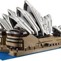 Lego 10234 - Sydney Opera House (New and Sealed)