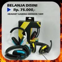 Headphone KEENION KDM 1009 MANTAP
