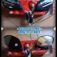 harga Spion Sein Motor Lampu Menyala Led Untuk Safety Dan Style Original Tokopedia.com