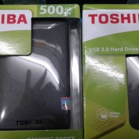 hard disk external toshiba 500gb