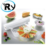 Wraptastic Plastic Warpping Pembungkus Plastik Makanan - White