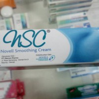 harga Nsc Novell Smoothing Cream 20 Gr Tokopedia.com