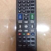 Remote sharp pendek TV LCD-LED