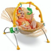 harga Fisher-Price Rocking Baby Bouncer Tokopedia.com