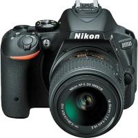 Kamera DSLR Nikon D5500 Lens 18-55mm