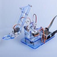 Robot Case MeArm for Arduino, Raspberry Pi, Beaglebone Black, Espruino