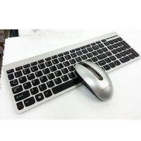 Lenovo Ultraslim Plus Wireless Keyboard and Mouse SM-8861 Lang UK