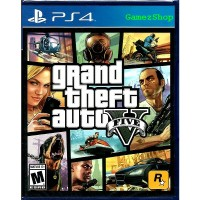 [Sony PS4] Grand Theft Auto V (GTA 5)