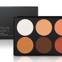 BH Cosmetics Contour & Blush Palette 2