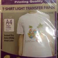 Harga paper eprint light t shirt transfer | antitipu.com