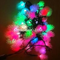 Lampu Natal Cemara LED