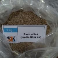 pasir silica | Silica Sand | Pasir SILIKA 1kg
