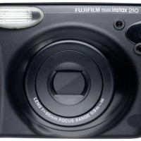 Fujifilm Instax Wide 210 Instant Camera (Black)