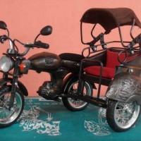 harga Miniatur Becak Motor (bentor) Tokopedia.com