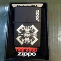 Jual korek api zippo grafir logo Murah