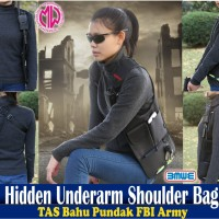 harga Tas/holster Gadget Pundak Hidden Under arm Bag airsoftgun airsoft gun Tokopedia.com