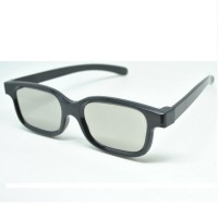 LCD Kaca Mata 3D Plastic Polarized / 3D Glasses FLG TV Real 3D Cinema