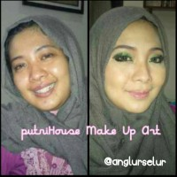 make up pesta