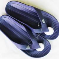 Sandal Adidas Duramo Thong Dongker (Japit,Nike,Puma,Sendal,Olahraga)