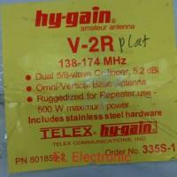 harga Antenna Antena Base Station Rumah Pos Vhf V2r V-2r V 2r Hygain Murah Tokopedia.com