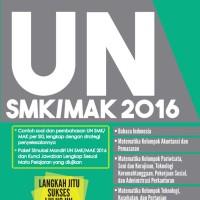 Strategi Bahas Tuntas Sesuai Skl Un Smk/Mak 2016