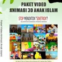 Video Animasi 3D Anak Islami
