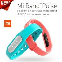 XiaoMi Mi Band 2 / 1S (pulse) Light Sensitive Version ORIGINAL (Hitam)