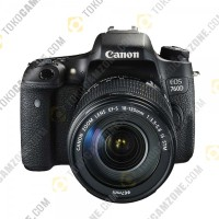 CANON EOS 760D KIT EF-S IS STM WIFI (Free SDHC 16GB) Kamera