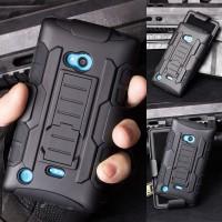 Nokia Lumia 720 Armor Cover Casing Case Keren Outdoor Gagah Gahar Kuat