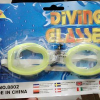 KACAMATA RENANG DIVING GLASSES