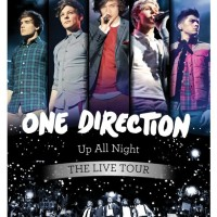 DVD One Direction - Up All Night Live Tour
