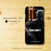 Call Of Duty Black Ops III iPhone Case ,4 4s 5 5s 5c 6 6 Plus hardcase