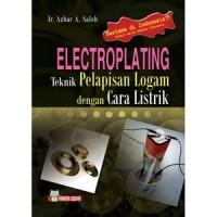 harga BUKU ELECTROPLATING TEKNIK PELAPISAN LOGAM DENGAN CARA LISTRIK Tokopedia.com