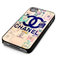 Cute Chanel Vintage Perfume Case for iPhone 5 5S
