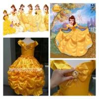Kostum Belle - Dress Princess Anak