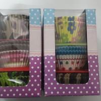 Cupcake Case Motif (3 motif / box)