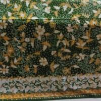Batik Tulis 2 warna tumpal
