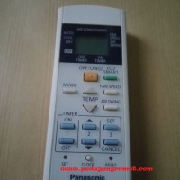 Remot/Remote AC Panasonic A75C4155 Ori/Original