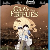 Grave of Fireflies Blu Ray
