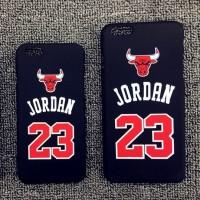 harga Hard Case Soft Matte Michael Jordan 23 Chicago Bulls For Iphone 6 Plus Tokopedia.com