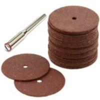 Mata Potong Resin Cutting Wheel Die Grinder Tuner Mini per 40 Keping