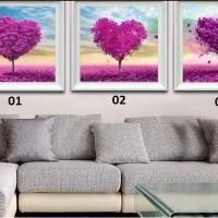 DIY 5D Diamond Painting Cross Stitch Love Tree