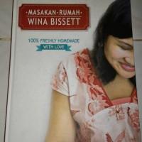 Buku Resep Masakan Rumah Wina Bissett - 100% Freshly Homemade