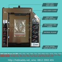 UltraBay Caddy Slim 9,5 mm SATA - SATA untuk IBM ThinkPad T410s, T420s