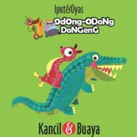 BUKA BOARDBOOK ODONG-ODONG DONGENG: KANCIL & BUAYA