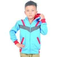 Jaket Fleece Anak SKR 170 JAVA SEVEN