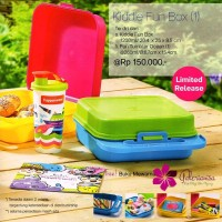 Kiddie Fun Box Tupperware Promo Desember 2015