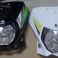 Headlamp / Reflektor Kawasaki KLX 150 BF Original, Ready Stock