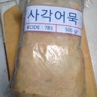Odeng (fish cake) lokal 500g