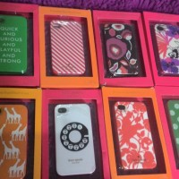 Kate Spade Premium iPhone 4/4s Lacquer Case